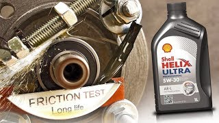 Shell Helix Ultra Professional AR-L 5W30 Jak skutecznie olej chroni silnik?