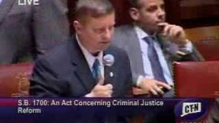John Kissel on changes to CT judical system