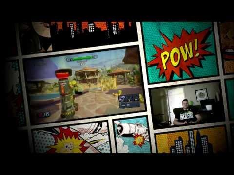 Plants vs. Zombies Garden Warfare - Zombie soldier gameplay tip!