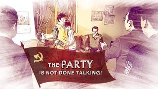 "Christian Movie Trailer ""The Party Is Not Done Talking!"""