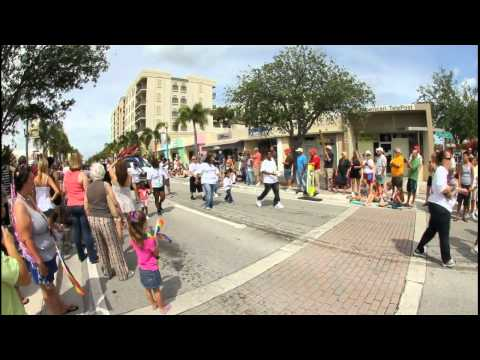 Lake Worth, FL Pride Parade 2012.avi