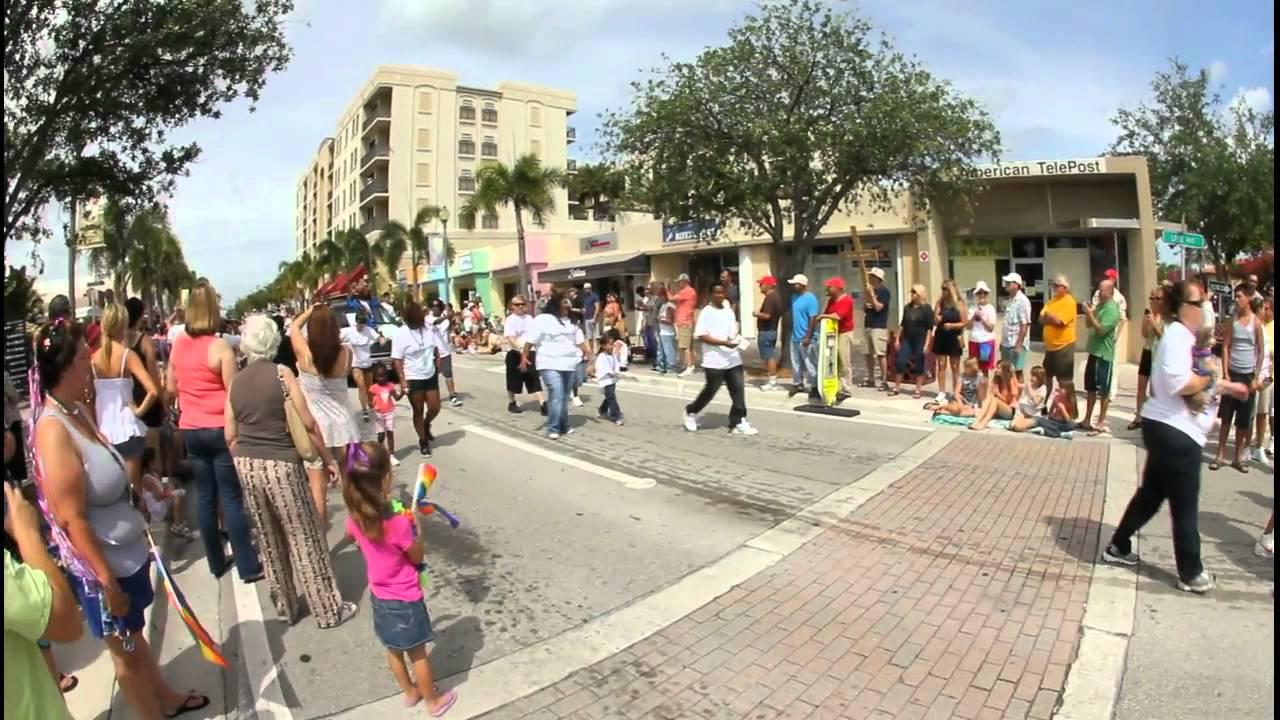 from Aiden gay parade florida