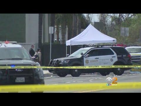 Deputies Fire On Fleeing Man In South El Monte