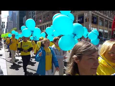 Falun Dafa is Wonderful 1 of 3