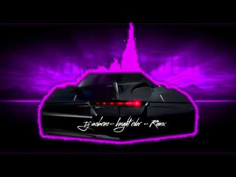 Dj sobrino   knight rider   kitt car remix