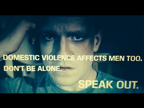DOMESTIC VIOLENCE AGAINST MEN - ABUSE (Short Film)