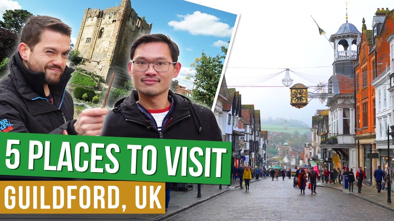 Download GUILDFORD UK | 5 PLACES TO VISIT