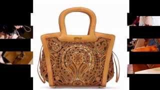 Кожаные женские сумки - 2016 / Women's leather bags(Дизайнеры с мировым именем создали непревзойденные кожаные женские сумки, которые удовлетворят спрос..., 2015-07-30T11:14:34.000Z)