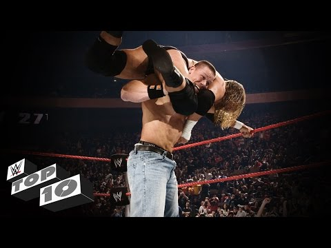 Dramatic Rumble Endings - WWE Top 10
