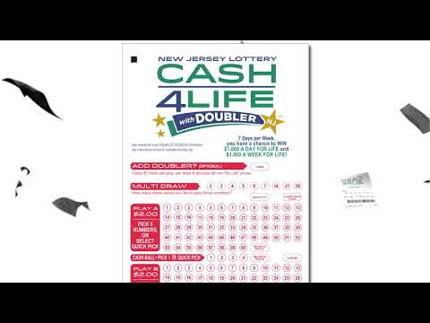 NJ Lottery | CASH4LIFE