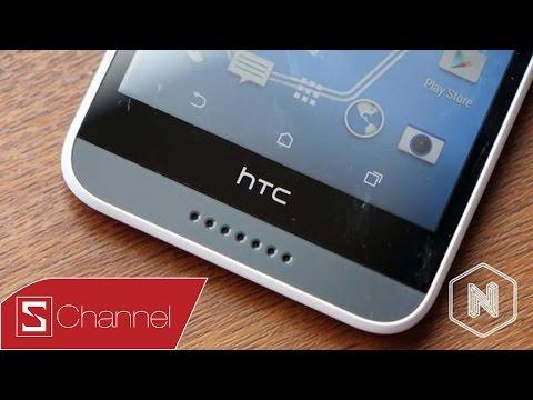Schannel - Đánh giá chi tiết HTC Desire 620G : Màn hình, thiết kế, camera...