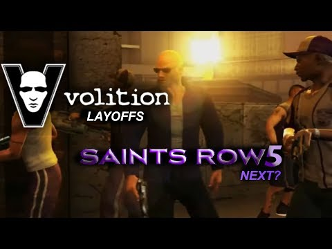 Volition's Layoffs