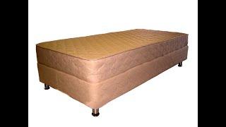 Мебель для гостиниц кровать Сомье Box-spring Бокс Спринг(Недорогие Кровати Сомье Бокс Спринг, евро стандарт, для гостиницы, которыми оснащают с удовольствием даже..., 2015-04-14T11:16:59.000Z)