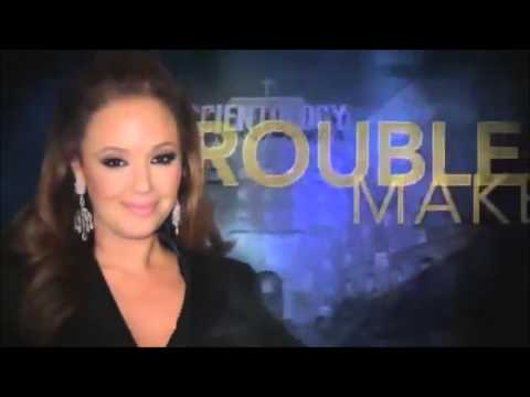 Leah Remini EXPOSES Scientology