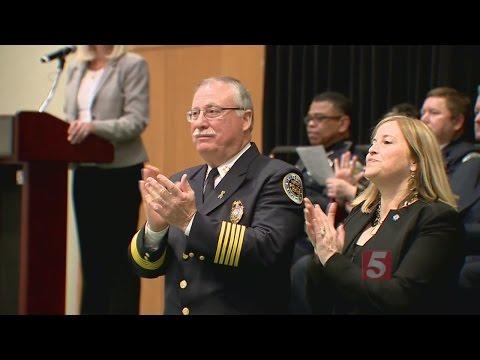 MNPD Honors Many At Service Awards