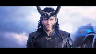 Loki & Thor ~ Silence (Marshmello ft. Khalid)