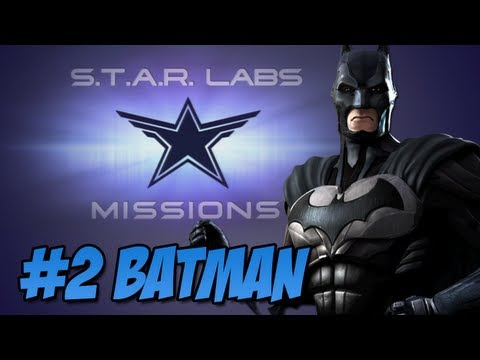 Star Labs - Injustice Gods Among Us - Injustice Gods Among Us - Star Labs #2 Batman