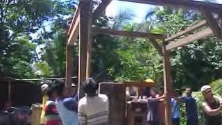bedah rumah di Sawangan Wonoharjo Kebumen