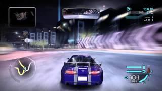 Need for Speed Carbon: Darius vs Darius