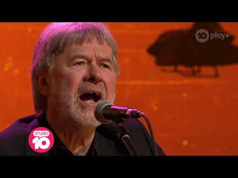 ANZAC Day: Redgum's John Schumann Performs 'I Was Only 19' | Studio 10