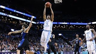 UNC Men's Basketball: Carolina Falls to Duke in ACCT Semis