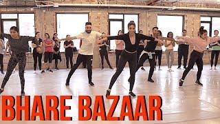 Bhare Bazaar Dance | Namaste England | Bollywood Hip Hop Choreography
