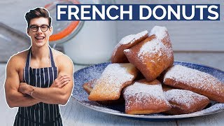 FRENCH DOUGHNUTS     BEIGNETS