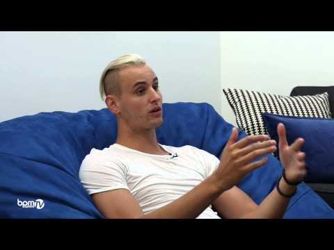 MakJ Interview - Racecar Driver To DJ