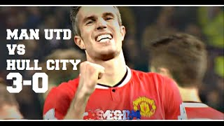 Video Gol Pertandingan Manchester United vs Hull City