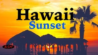 Relaxing Hawaiian Guitar Music - Chill Out Music - Music For Study,Work,Sleep