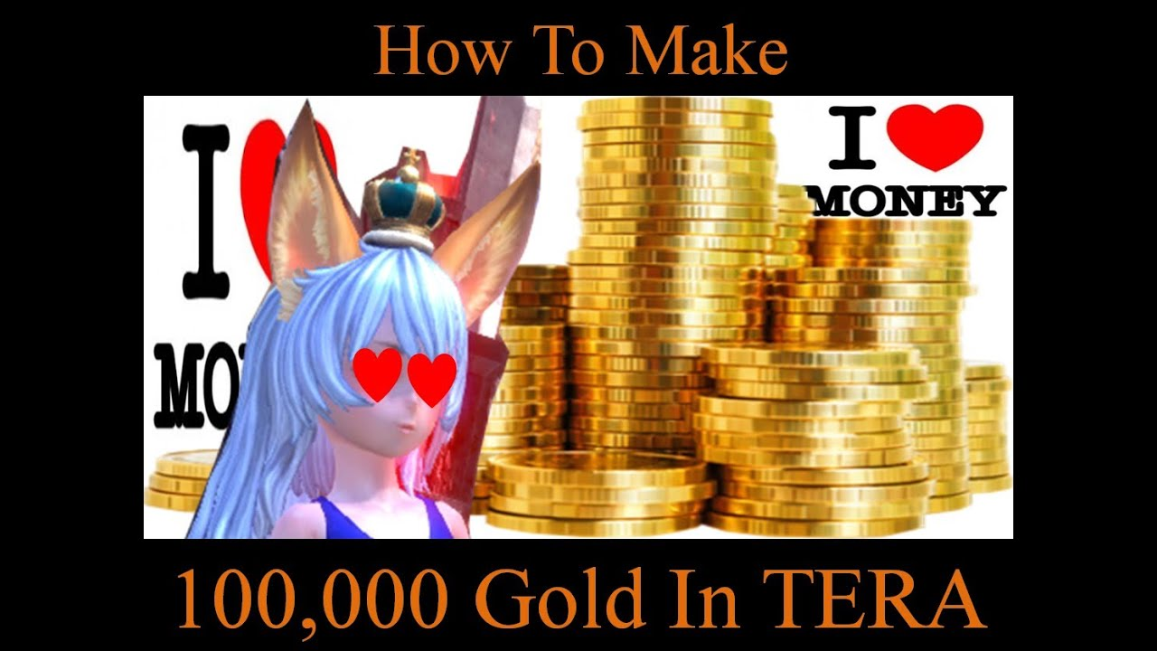 Tera best way to farm fashion coupons