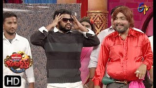 Hyper Aadi, Raising Raju Performance | Jabardasth  | 28th  February 2019 | ETV Telugu