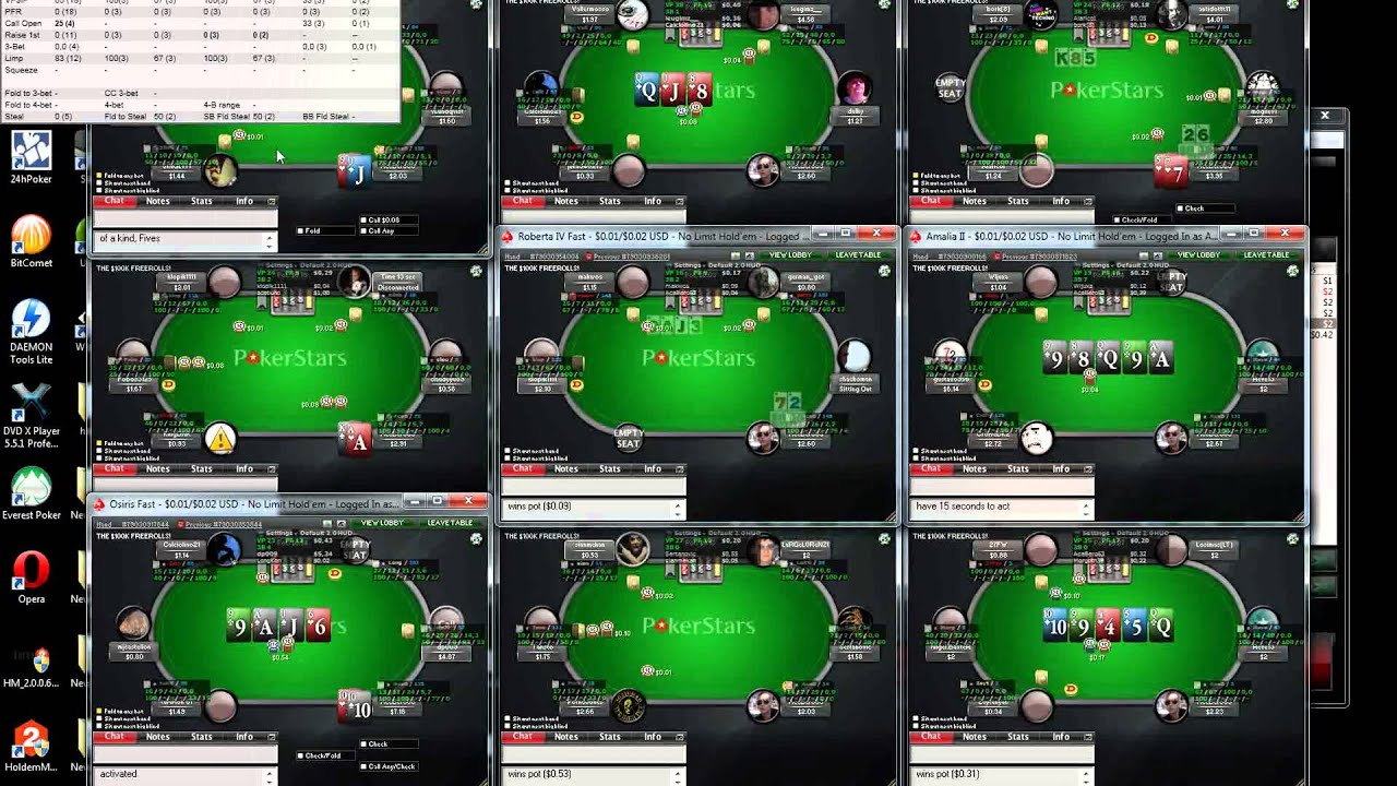 Pokerstrars
