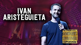 Ivan Aristeguieta - Opening Night Comedy Allstars Supershow 2018
