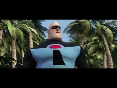 трейлер мультфильма - Суперсемейка (2004) - Русский трейлер мультфильма