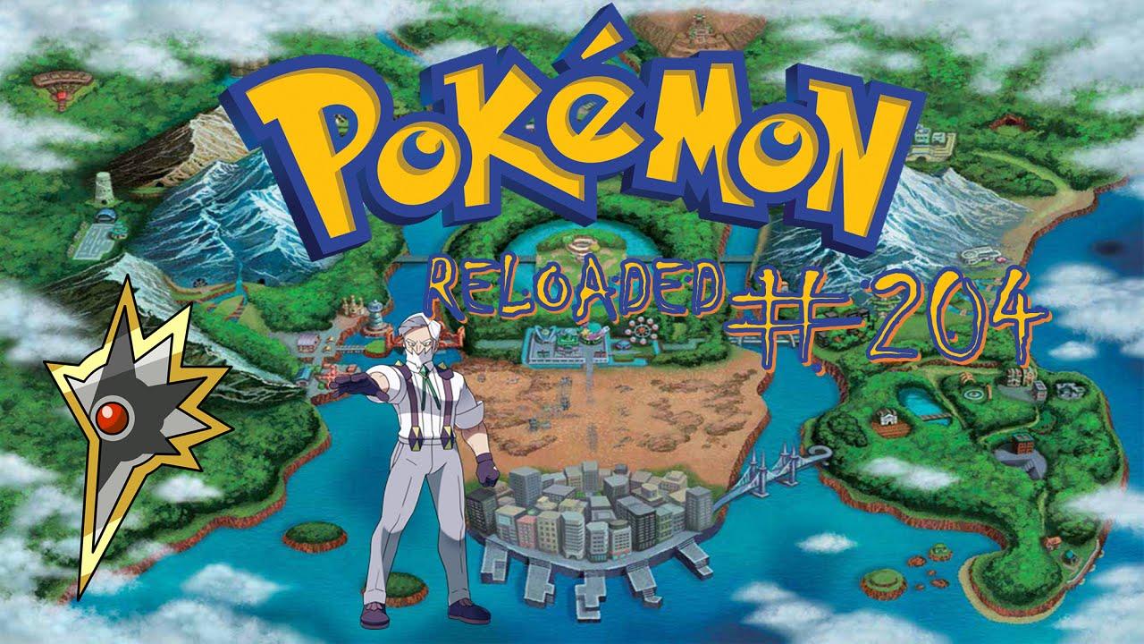Pokemon reloaded 204 medalla leyenda youtube for Gimnasio 8 pokemon reloaded