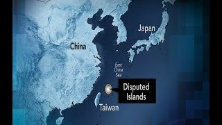 Trouble in the East China Sea