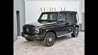 Mercedes-Benz G-Klasse G 500 L *W464* AMG Package MY2019 Walkaround by AURUM International