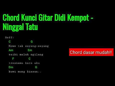 chord-dasar---ninggal-tatu-(-didi-kempot-)-chord-gitar-mudah-#cover