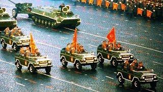 Парадные и повседневные: легковые автомобили Советской Армии [АВТО СССР]