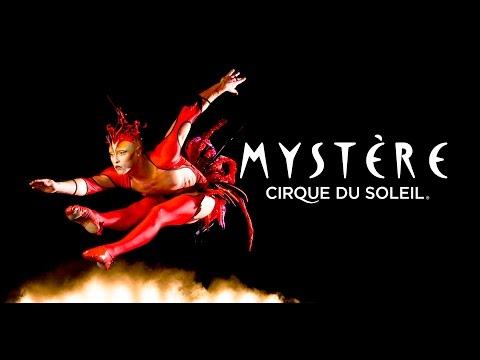 Mystère by Cirque du Soleil - Official Trailer