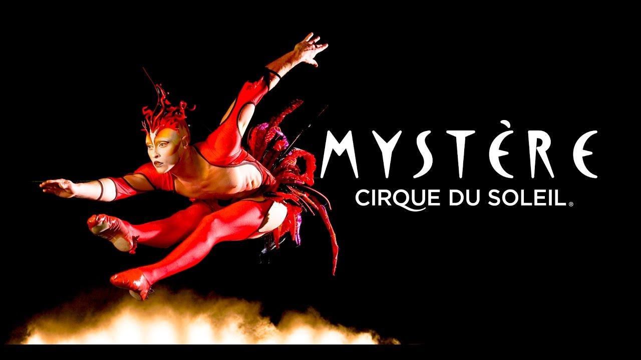 Mystère By Cirque Du Soleil Official Trailer Youtube