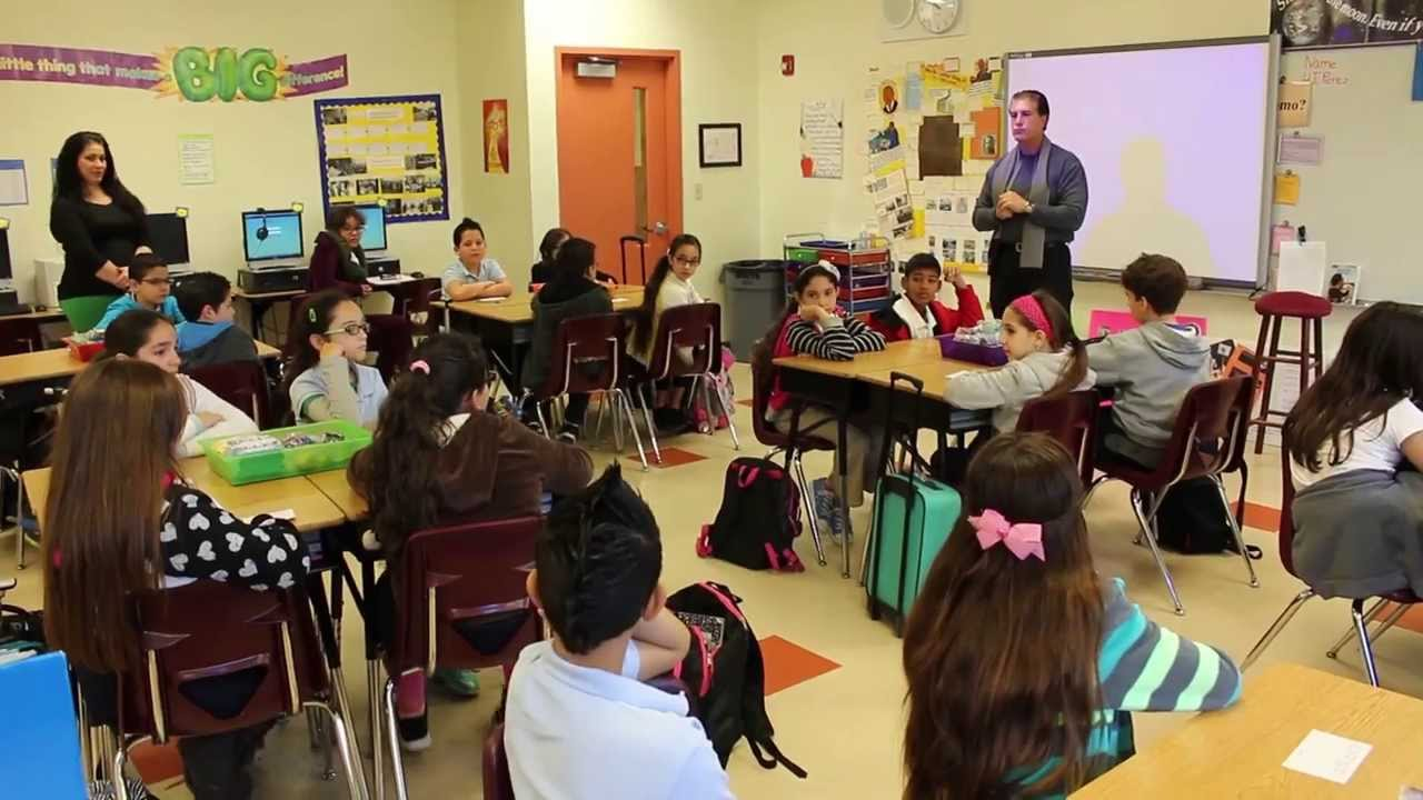 Clear Lake Schools >> Career Day at Palm Lakes Elementary School - YouTube