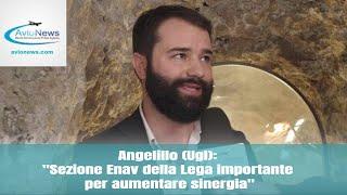 """Angelillo (Ugl): """"Sezione Enav della Lega importante per aumentare sinergia"""""""