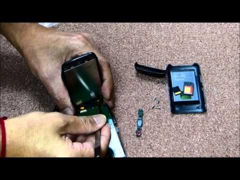 Nokia C5-03 digitizer