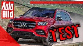 Mercedes GLS (2019): Test - Neuvorstellung - Details - SUV