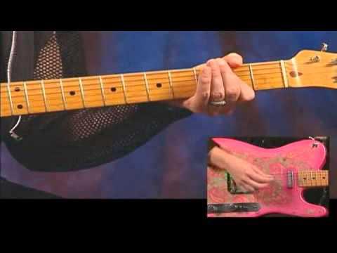 John Cougar Mellencamp Guitar Chord Progression Youtube
