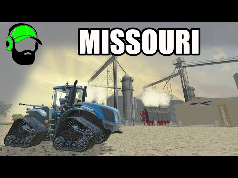 Farming Simulator 15 - Missouri River Bottoms - The real Missouri?