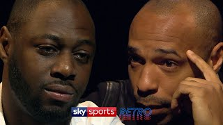 Thierry Henry & Ledley King discuss Tottenham's inferiority complex with Arsenal
