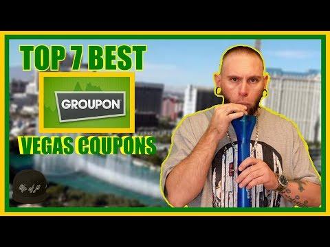 Top 7 Best Vegas Groupon Coupons
